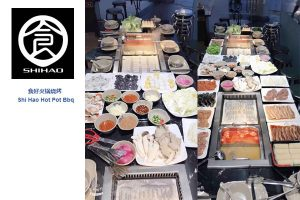 Hot Pot Buffet Geylang