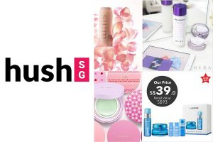 Hush SG Cosmetics Singapore