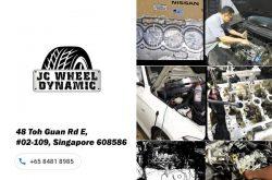 JC Wheel Dynamic