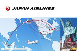 Japan Airlines Singapore Changi Airport