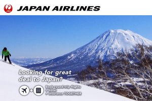 Japan Airlines Singapore Promo