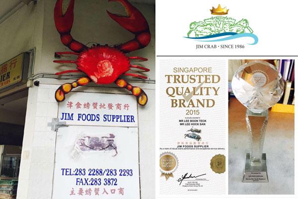 Jim Foods Supplier Wholesale Crab