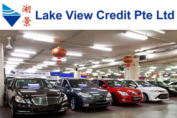 Lake View Credit Pte Ltd