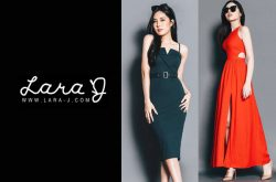 Lara 'J Dress Online Singapore