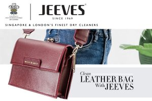 Leather Bag Cleaning Service Singapore