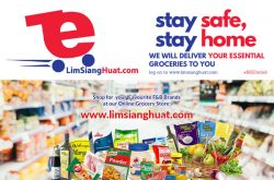 Lim Siang Huat groceries supplies