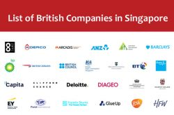 List of UK Companies in Singapore