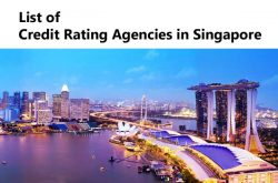 List of Credit Rating Agencies in Singapore