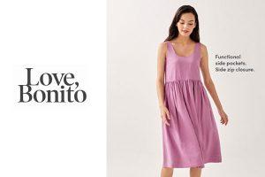 Love, Bonito Dress Closures