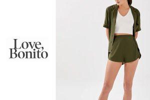 Love, Bonito Lounge Shorts