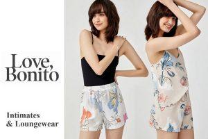Love, Bonito Loungewear