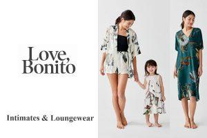 Love, Bonito Loungewear Kimono