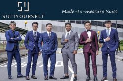 Made-to-measure Suits Singapore