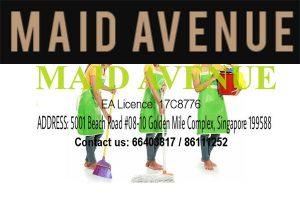 Maid Avenue Singapore