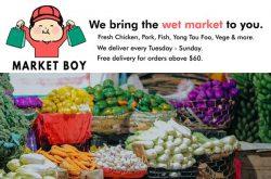 Market Boy Singapore