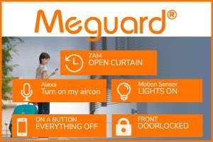 Meguard Smart Home Singapore