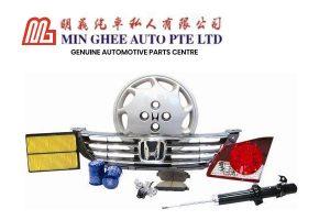 Min Ghee Auto Honda Genuine Parts