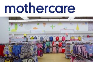 Mothercare Experience Store