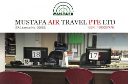 Mustafa Air Travel Pte Ltd