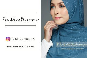 Nushee Nurra Singapore Modest Fashion Designer