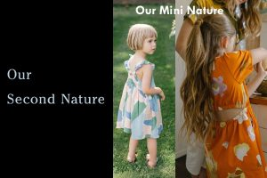Our Second Nature Girls Clothing Singapore
