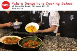 Palate Sensations Cooking School