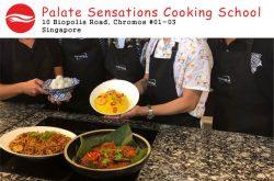 Palate Sensations Cooking School