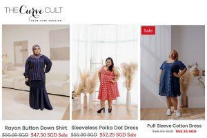 Plus Size Clothing Singapore