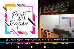 Print and Repair Pte Ltd