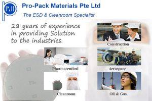 Pro-Pack Materials Pte Ltd