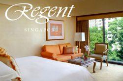 Regent Singapore IHG 5 Star Hotel