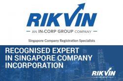 Rikvin Pte Ltd Singapore