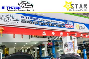 S Three Automotive Recovery Pte Ltd