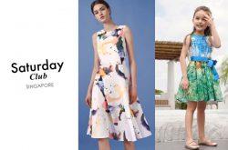 SaturdayClub Singapore Dresses