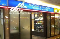 Sha Travel and Tour Pte Ltd
