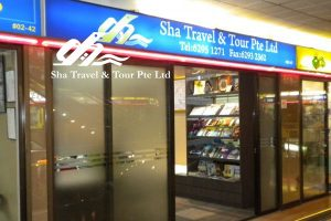 Sha Travel and Tour Pte Ltd