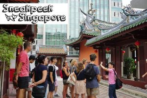 SneakPeek Singapore Walking Tours