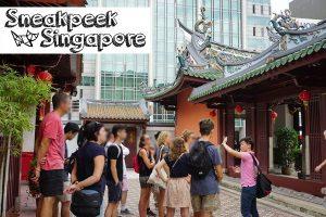 SneakPeek Singapore Walking Tours