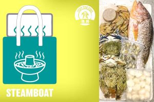 Steamboat Bag - Seafood Fillet Singapore