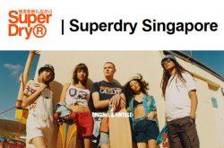 Superdry Singapore