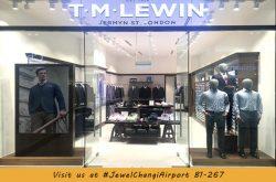 T M Lewin Singapore