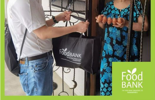 The Food Bank Singapore