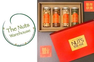 The Nuts Warehouse Singapore