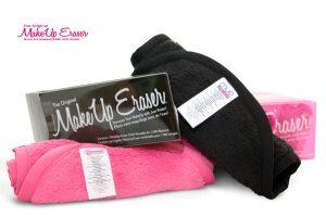 The Original MakeUp Eraser Pink & Black