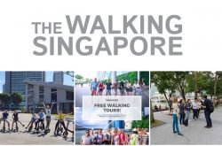 The Walking Singapore