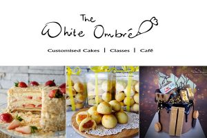 The White Ombre Bakery Singapore