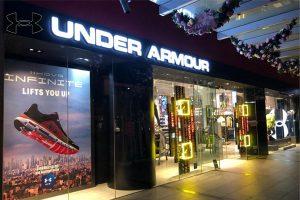 Under Armour Singapore Store