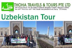Uzbekistan Tour from Singapore