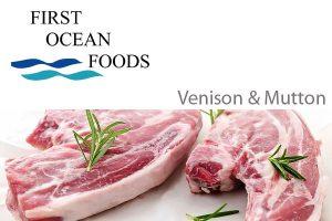 Venison and Mutton wholesaler Singapore