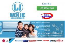 Wen Jie Aircon Service Engineering